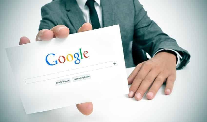 website indexatie Google