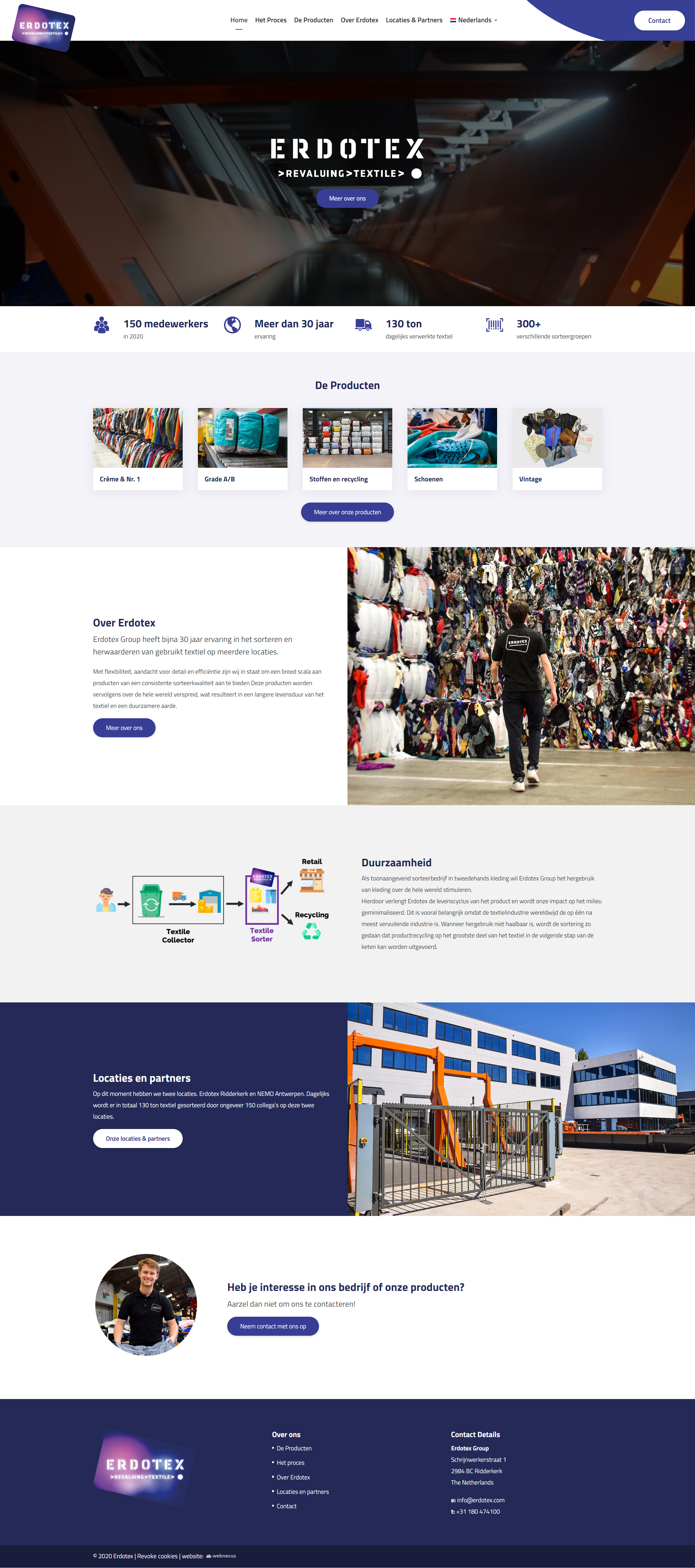 Erdotex Project